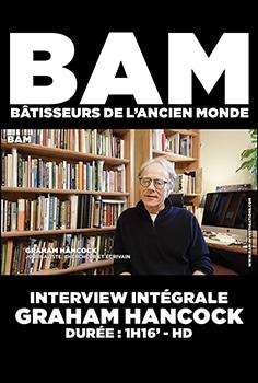 HANCOCK BAM bâtisseur de l'ancien monde patrice pouillard affiche film