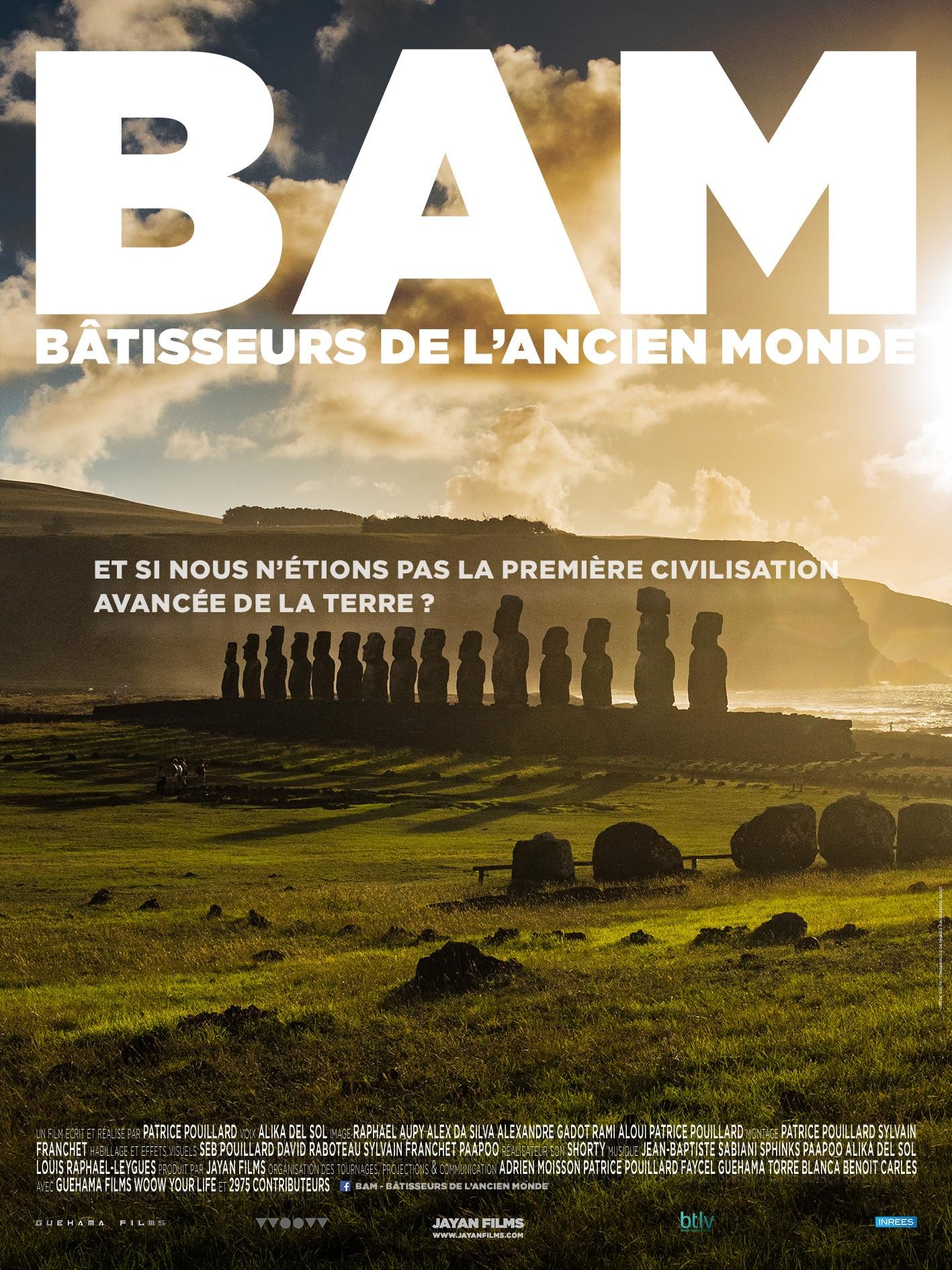 AFFICHE BAM FR 12X16
