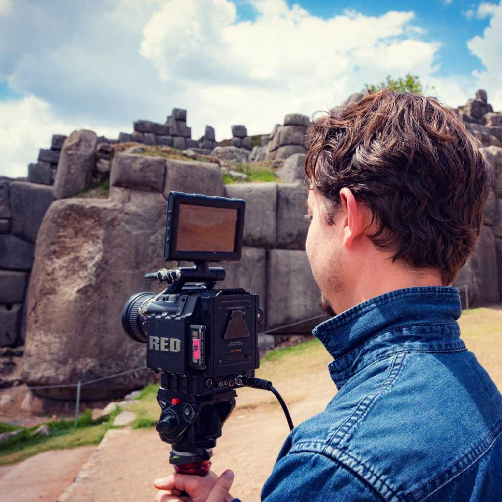 builders-of-the-ancient-mysteries-filming-stones-camera